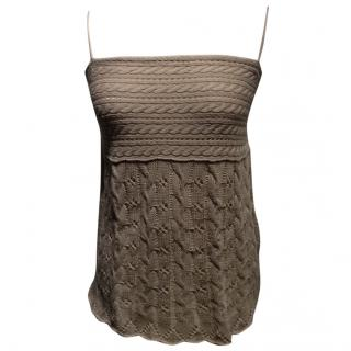 Red Valentino Knitted Top