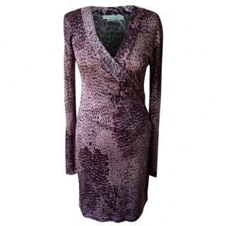 Marella Jersey Wrap Dress