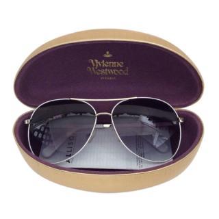 Vivienne Westwood  Aviator Sunglasses.