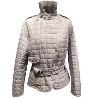 MaxMara Weekend Quilted Riding Jacket