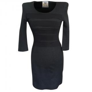 Markus Lupfer Dark Grey Dress