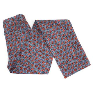 Philosophy di Lorenzo Serafini Floral Drill Trousers