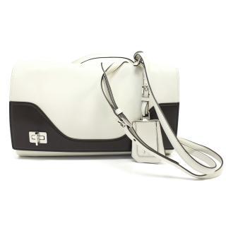 Prada Dual Colour Shoulder Bag