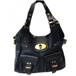 Mulberry Black Leather Handbag