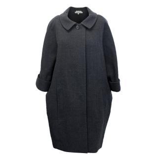 Carven Grey Coat