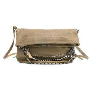 Jimmy Choo Camel Cross-body Bag