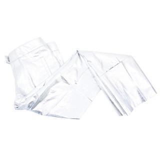 Joseph Silver Metallic Trousers