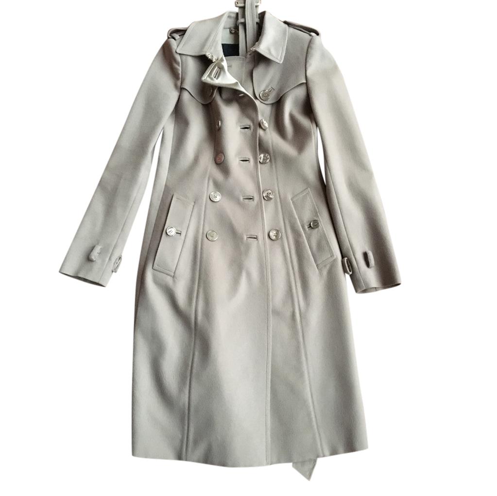 Burberry Prorsum Cashmere Blend Coat