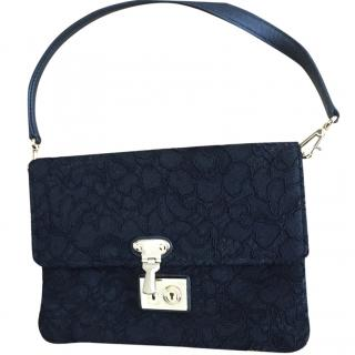 Dolce & Gabbana lace clutch bag