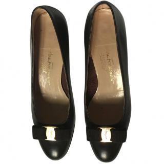 Ferragamo Vara Shoes