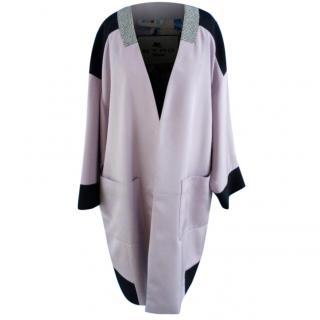 ETRO Milano Silk Coat