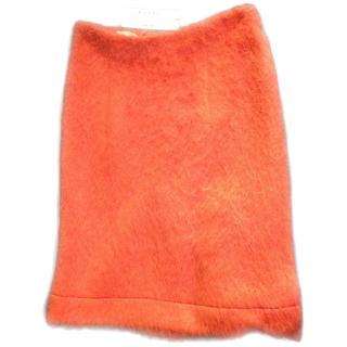 Marni Alpaca fur skirt - brand new with tags