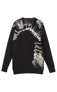 Marni 2014 AW Runway Embellished Print Sweater Top