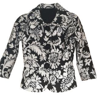 Day Birger Et Mikkelsen Patterned Black and White Jacket