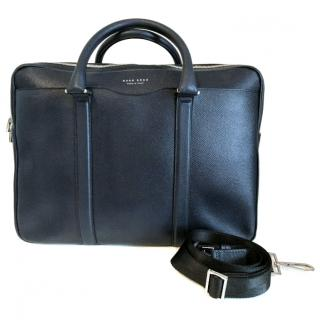 Hugo Boss Signature Collection double document case