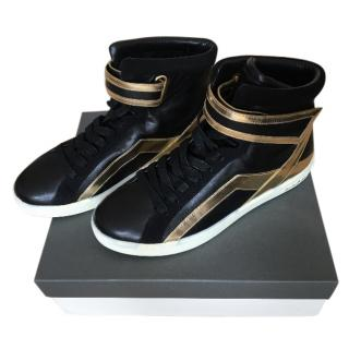 Balmain High Top Trainers