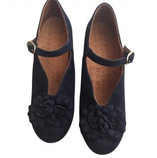 Chie Mihara Mary Jane style shoes