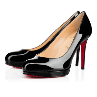 Christian Louboutin Simple Patent Pumps 100