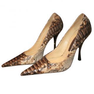 Gianmarco Lorenzi Python Heels