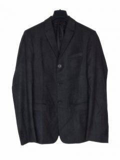 Emporio Armani grey wool jacket