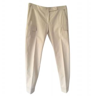 Max Mara Grey Trousers
