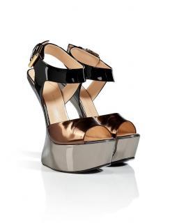 Giuseppe Zanotti Mirror Sandals