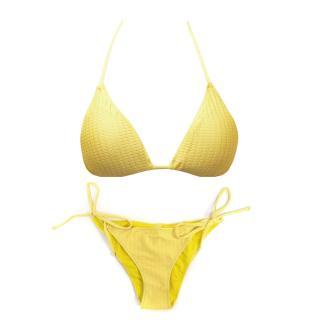 Salt Yellow Bikini