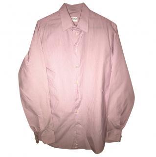Armani Collezioni Pink Shirt