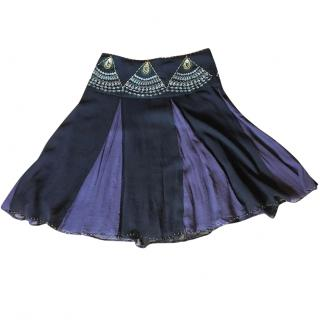 Day Birger Et Mikkelsen Silk Skirt