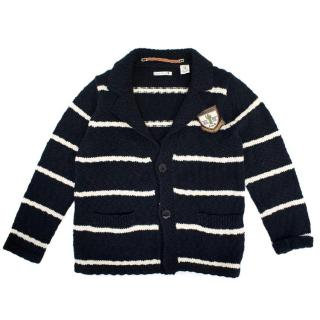 Scotch Shrunk Knit Cardigan