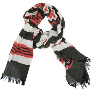 Alice by Temperly Printed Wool Scarf
