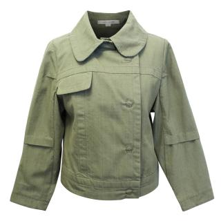 Marc Jacobs Khaki Jacket