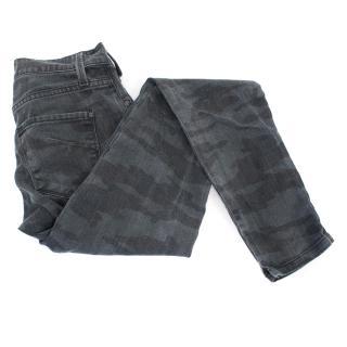 James Jeans Camo Print Jeans