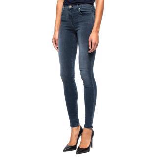 J Brand Skinny Leg Jeans in Crush (Size 27)