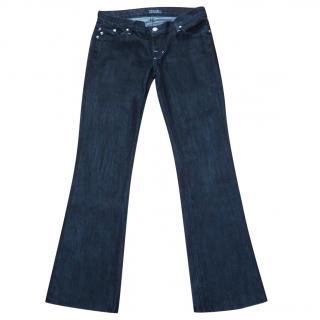 Victoria Beckham Rock&Republic Jeans w/ Swarovski Pockets W27
