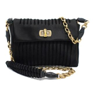 Nina Ricci Black Small Cross Body Bag