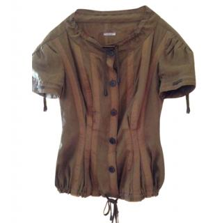 Philosophy di Alberta Ferretti Silk Jacket