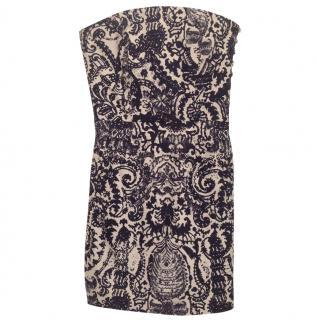 Acne Patterned Dress