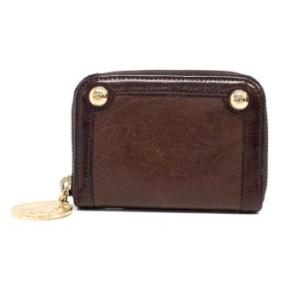 Fendi Brown Coin Purse
