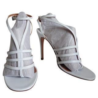 Gina White Heels