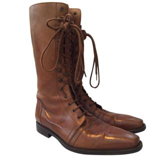 Ozwald Boateng Lace Up Boots