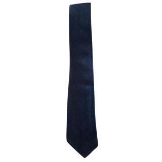 Turnbull & Asser Blue Tie