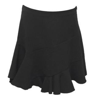 Victoria Beckham Black Mini Skirt