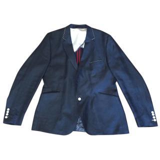 Holland Esquire Navy Blue Blazer