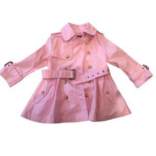 Ralph Lauren Pink Girl's Coat