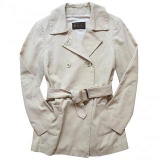 Loro Piana Trench Coat