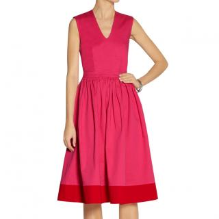Preen two tone Amalfi dress
