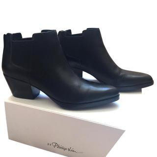 Philip Lim black boots