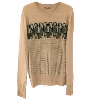 Michael Bastian Parrot Sweater