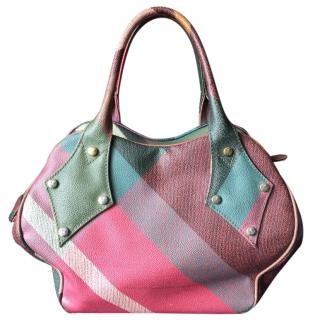 Vivienne Westwood bowling bag/handbag